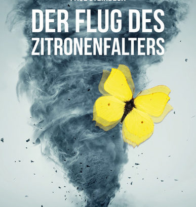 Der Flug des Zitronenfalters - Paul Steinbeck