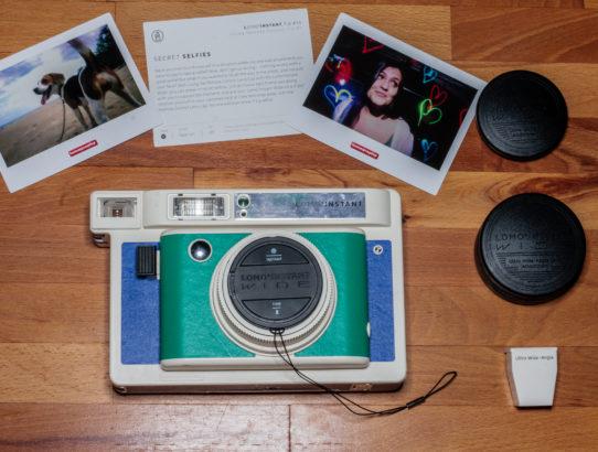 Lomo Instant Wide die kreativste Sofortbildkamera?