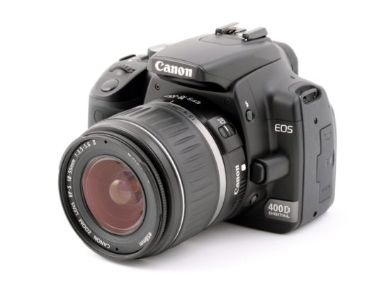 Pimp my 400D / 400plus der Firmware- Hack