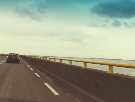 Wer zuerst das Meer sieht - Roadtrip Tag 2