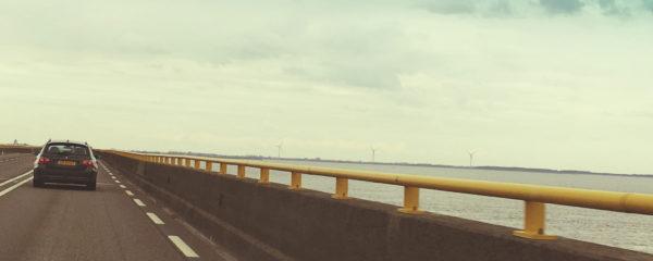 Wer zuerst das Meer sieht – Roadtrip Tag 2