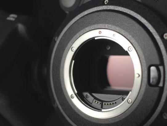 Der Bildsensor (Grundwissen Fotografie)