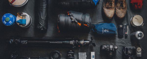 Kamera-Equipment auf Reisen – Reisevorbereitungen
