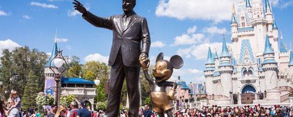 Prinzessin Eve im Disneyland