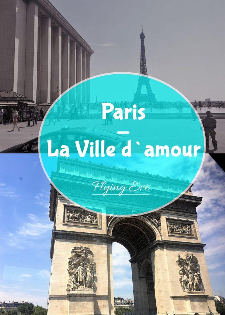 Bereits in meinem Beitrag über das märchenhafte Disneyland habe ich ja erzählt, dass Paris mein Herz im Nu erobert hat. Nun möchte ich dir berichten, was ich alles in der Stadt der Liebe erlebt habe.