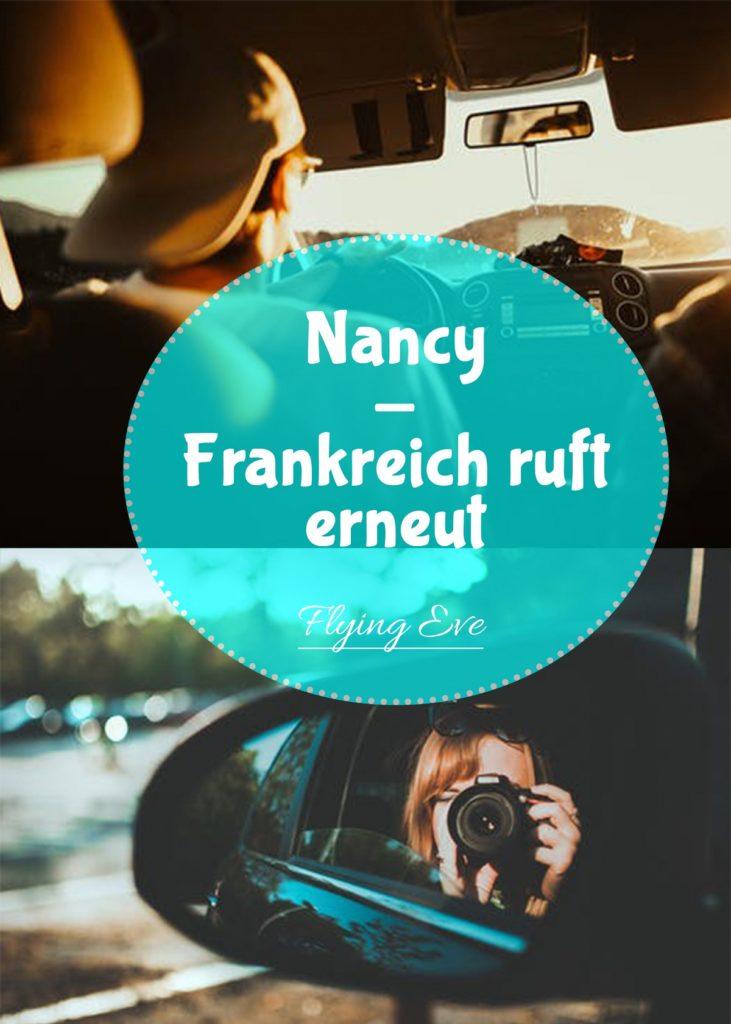 Frankreich wird mir immer sympathischer. Aus diesem Grund werde ich das kommende Wochenende nicht in Paris, sondern im etwas nahe gelegeneren Nancy verbringen.