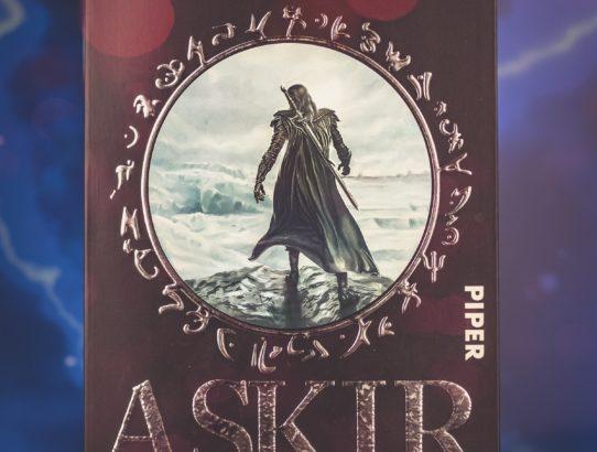 Askir - Die komplette Saga 1 von Richard Schwartz (Rezi)