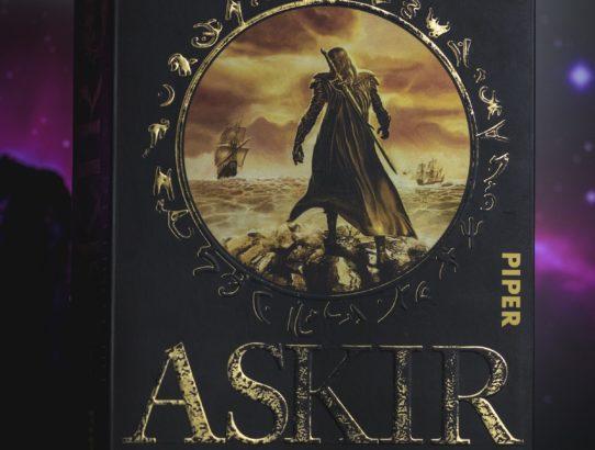 Askir - Die komplette Saga 2 von Richard Schwartz (Rezi)