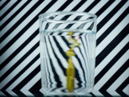 Foto Inspiration - Optische spiele mit Wasser